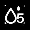 IPX5防水