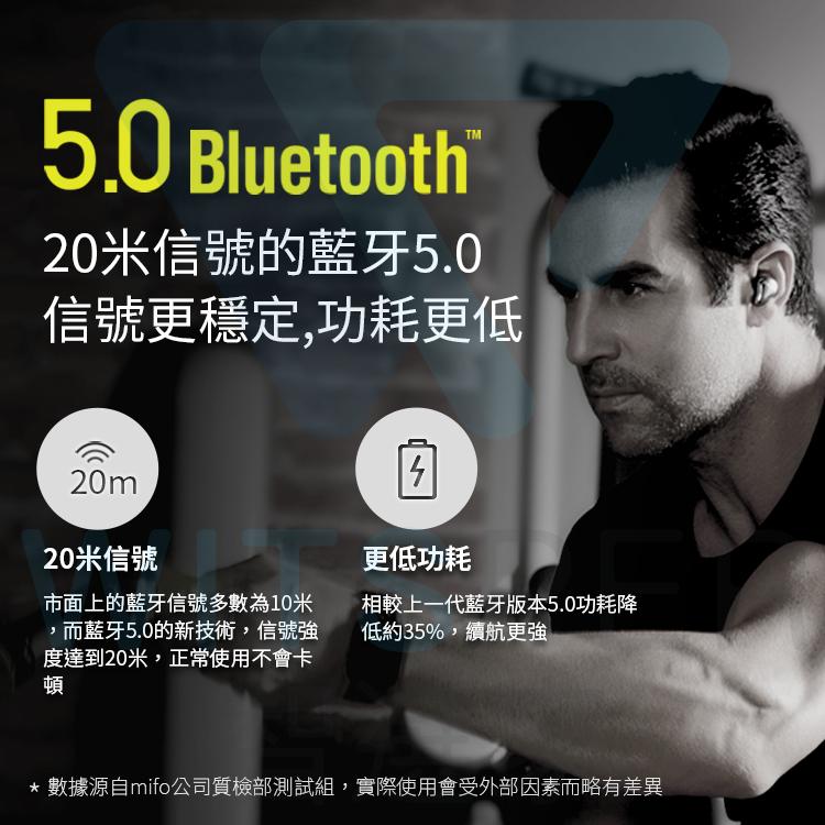 Mifo-O5真無線藍牙耳機專業版