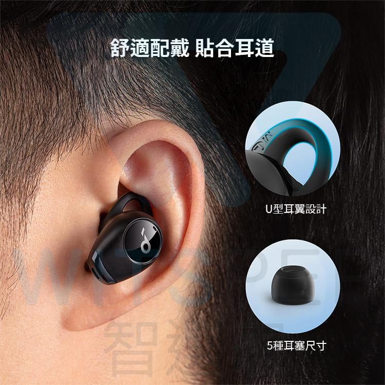 ANC主動降噪真無線藍牙耳機