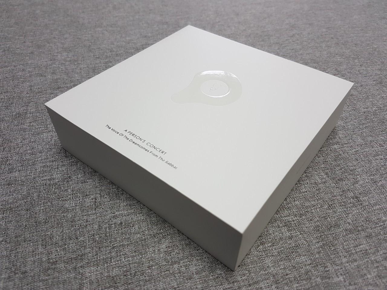 Sabbat E12內盒