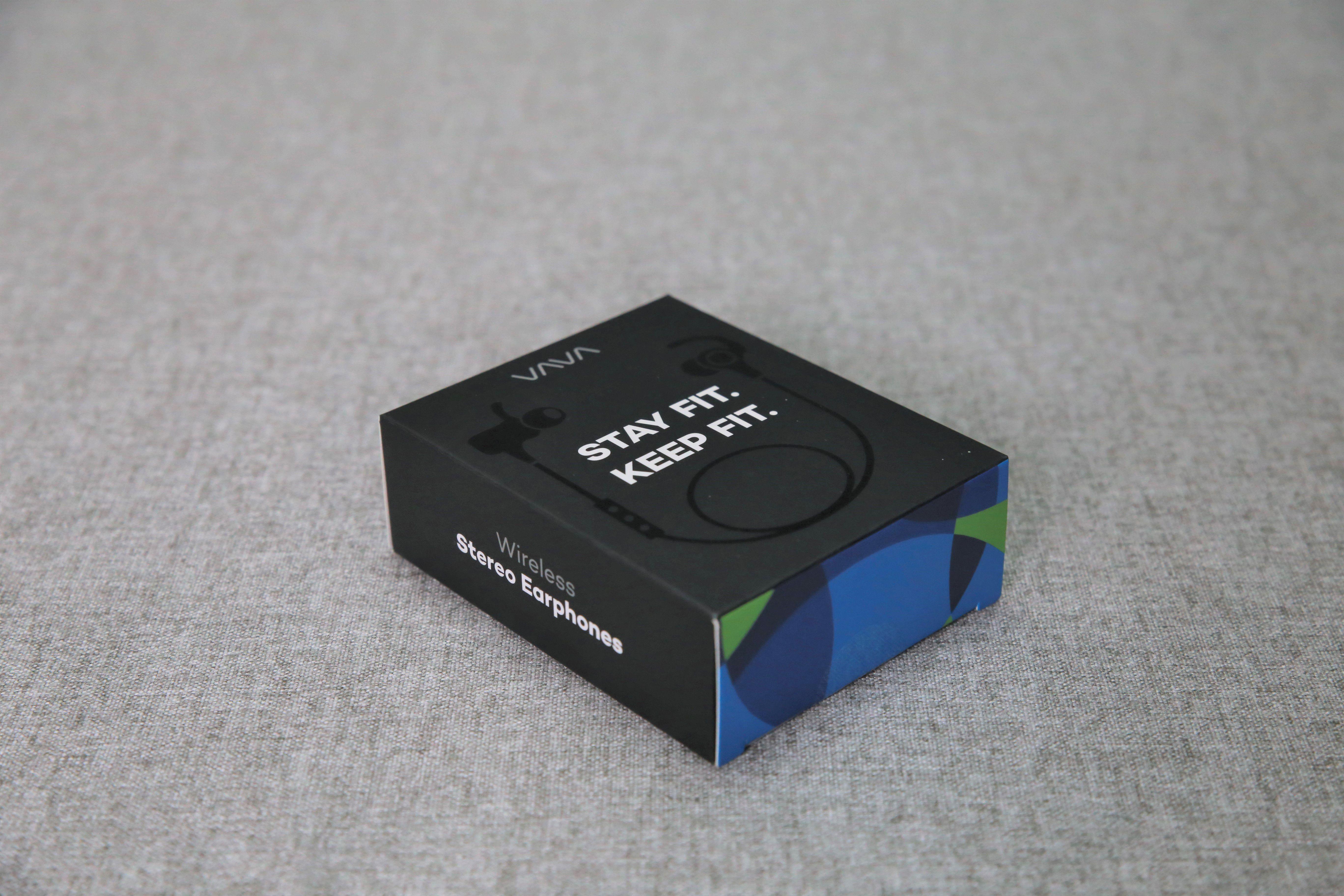 VAVA MOOV 28 磁吸藍牙耳機推薦 - 外盒
