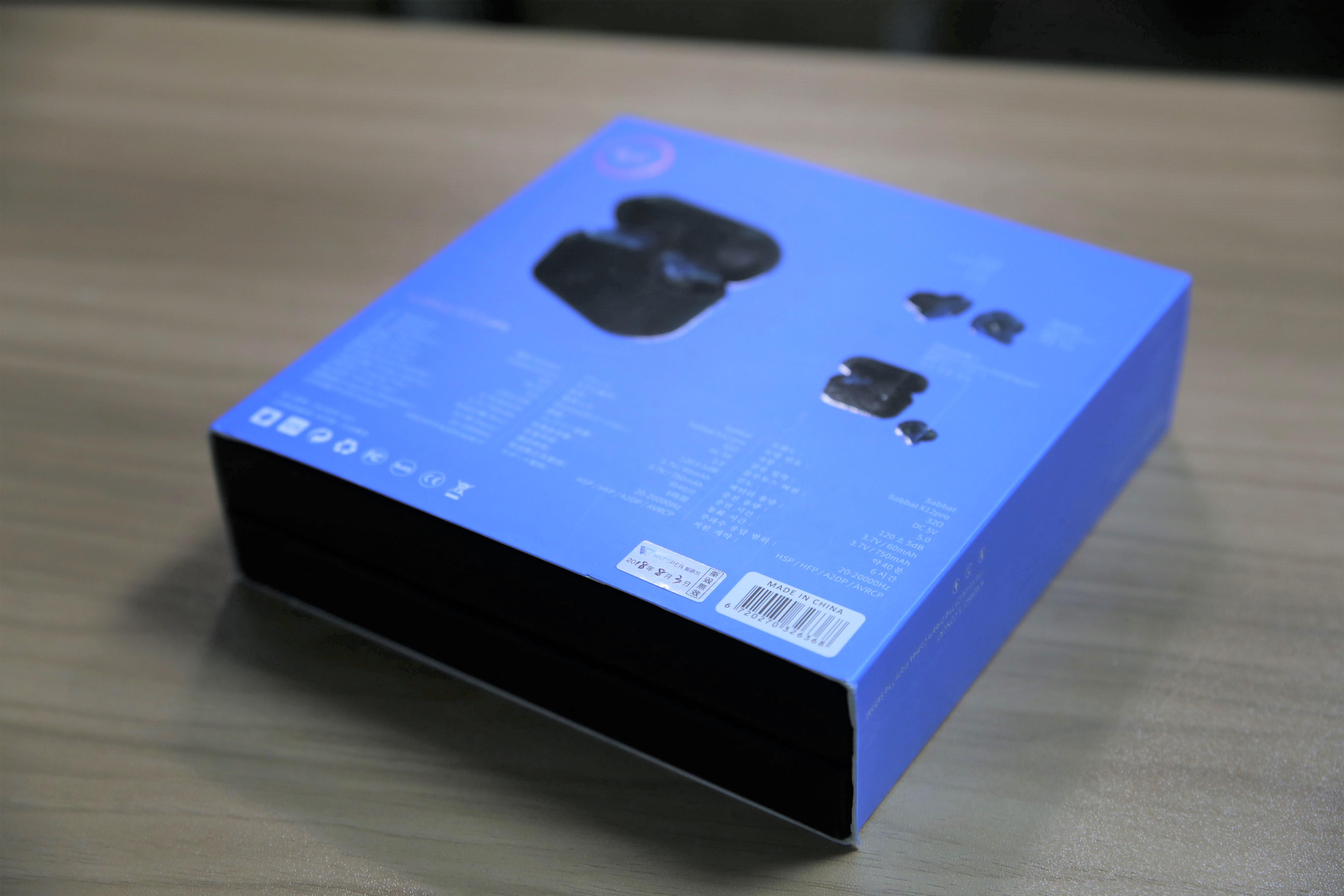 Sabbat X12 Pro真無線藍芽耳機 保固日期