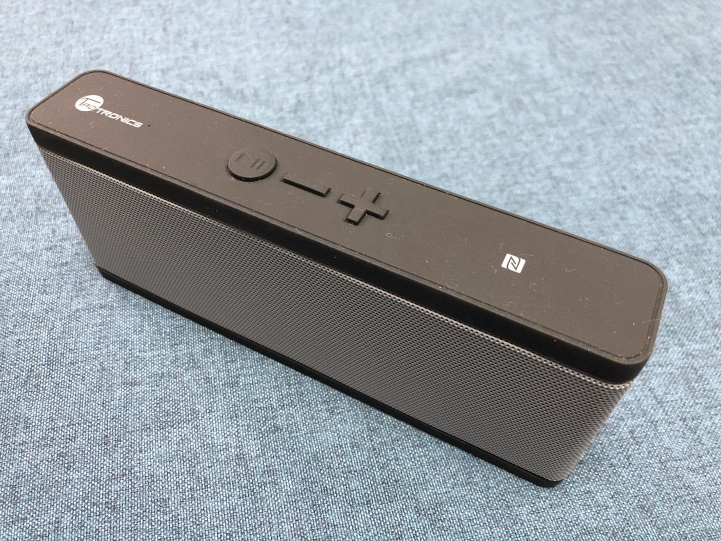 TaoTronics TT-SK09防水藍芽喇叭推薦 - NFC