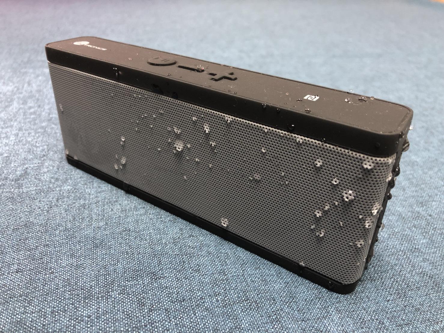 TaoTronics TT-SK09防水藍芽喇叭推薦 - 防水IPX5