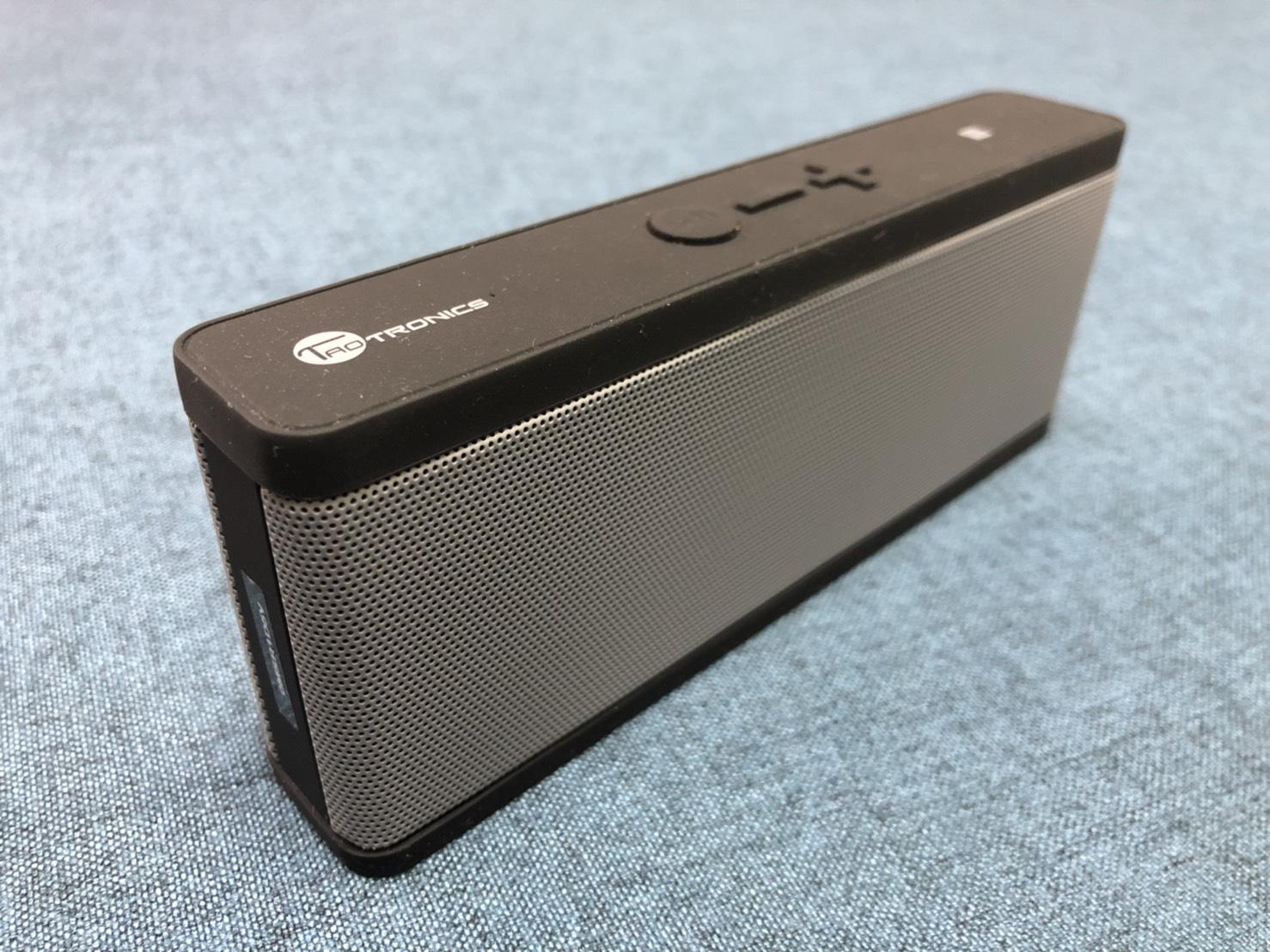 TaoTronics TT-SK09防水藍芽喇叭推薦 - 音質